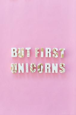 first unicorns