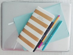 diary planner and journal