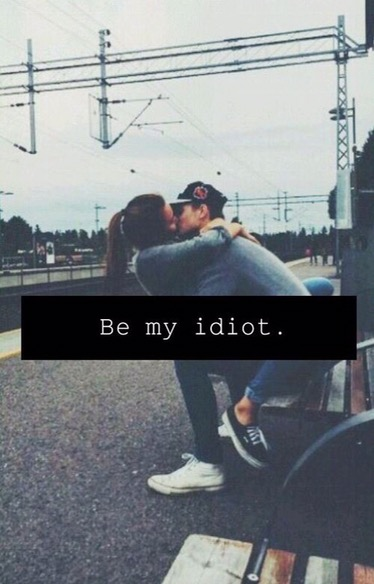 Be my idiot valentine