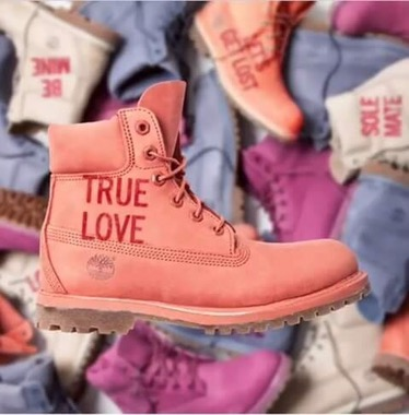 Timberland true love