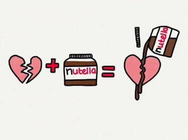 Nutella solves everything