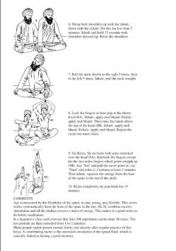 kundalini yoga set for spine 2