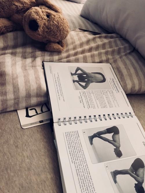 yoga reading