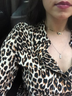 ootd1 leopard print equipment blouse